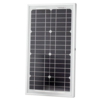 Solar panel 20W for BATLOGGER C