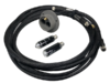 WTG microphone/sensor cable bundle