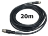 Microphone/sensor cable extension X 20m